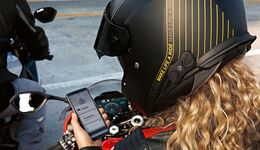 BMW Motorrad Kommunikationssystem Fit-for-All