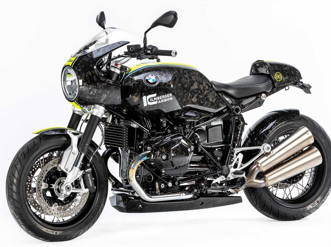 BMW R nineT Pure - Alle technischen Daten zum Modell R