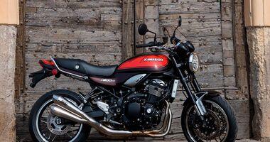 Kawasaki Z900RS Classic Edition Italien