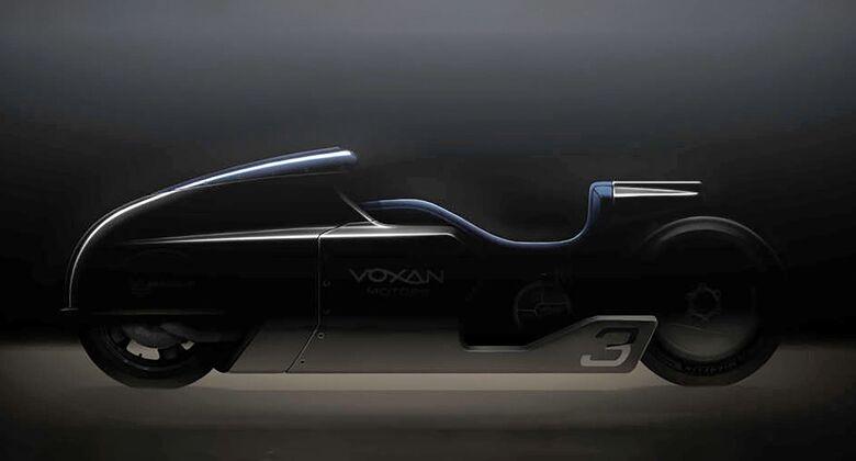 Voxan Wattman Rekordmotorrad