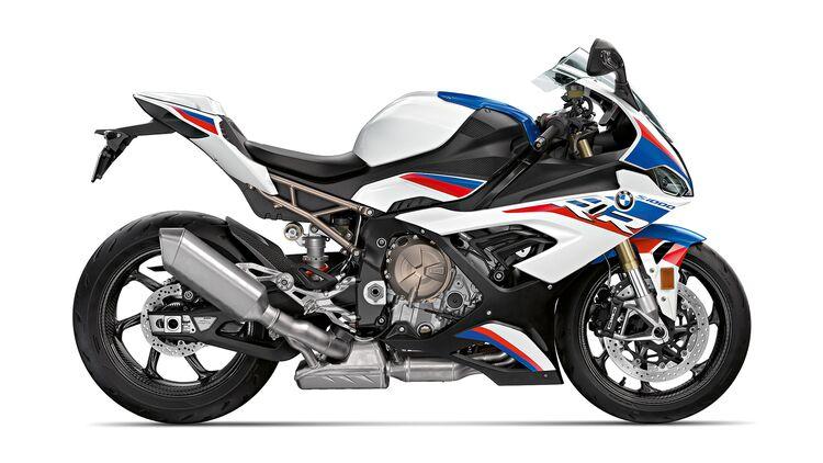 Bmw S 1000 Rr 2019 Motorradonlinede